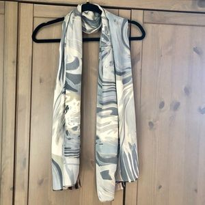 Nordstrom Abstract Print Scarf